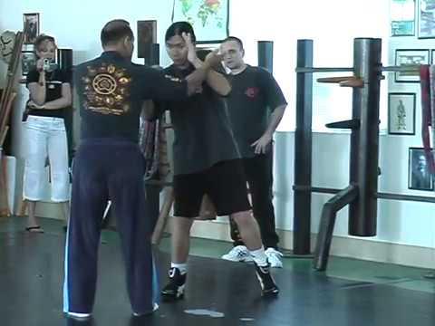 Inosanto at LA academy