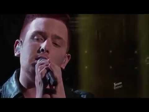 Jeffery Austin - Let It Go - The Voice USA 2015