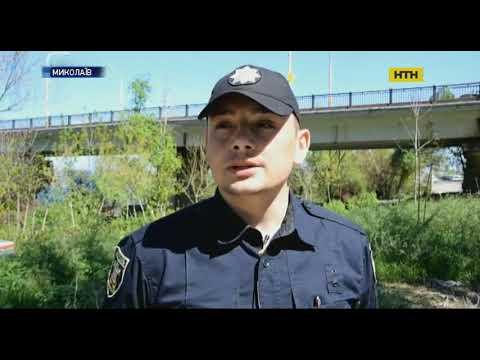 В Николаеве спасли девушку, прыгнувшую с моста в реку