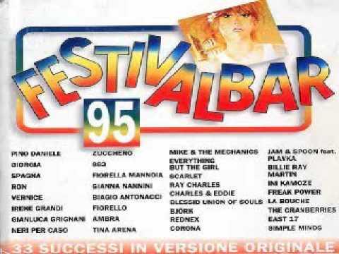 Un mondo d'amore - Fiorello - Festivalbar 95 - Track 14