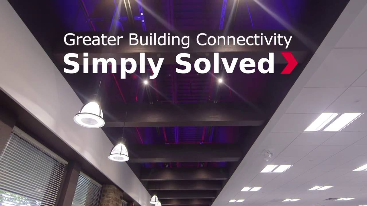 Molex Transcend® Network Connected Lighting Solutions - YouTube