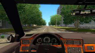 City Car Driving 1.2.4: Volvo 850 SW