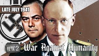 Generalplan Ost, the Nazi plan to kill the Slavs - War Against Humanity 015 - July 1941, Part 02