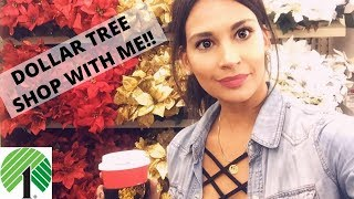 DOLLAR TREE SHOP WITH ME | NEW ITEMS | NOVEMBER 2018