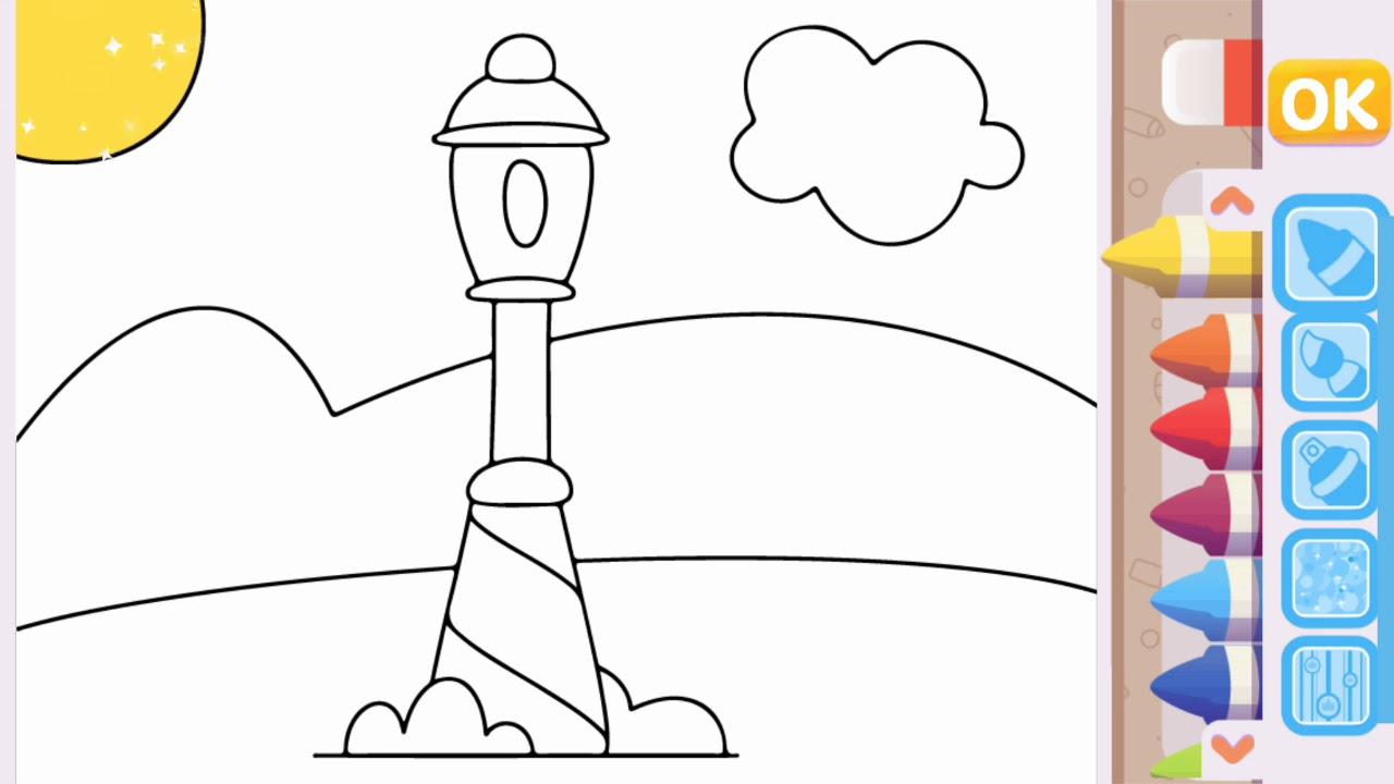 Ali Babanın çiftliği Kuş Evi Boyama çocuk Sanatı Youtube