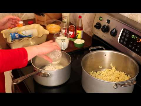 Macaroni & Cheese Recipe That Can Be Reheated : Delicious Dishes For Kids