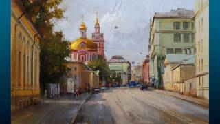 видео Старая Басманная улица, д. 23. Дом Муравьева-Апостола