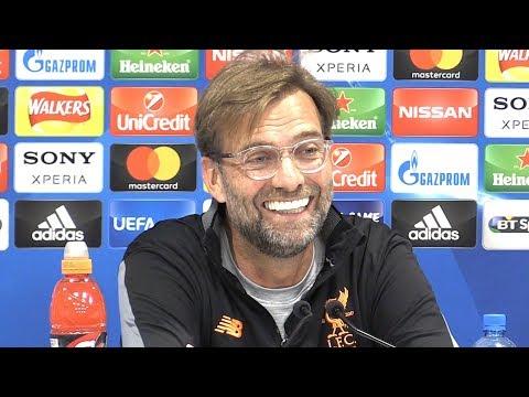 Jurgen Klopp Full Pre-Match Press Conference - Liverpool v Roma - Champions League Semi-Final