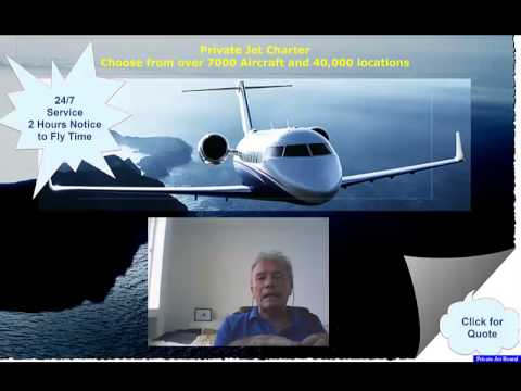 Private Jet | Private Jet Charters | Private Jet Charter Prices | Best Deals