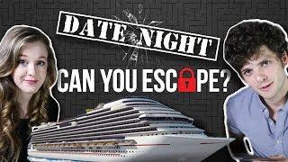 Cruise Ship Escape Challenge (date night)