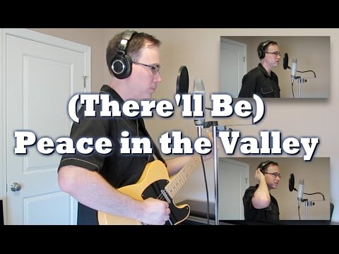 Peace in the Valley Elvis cover by Tom Conlon