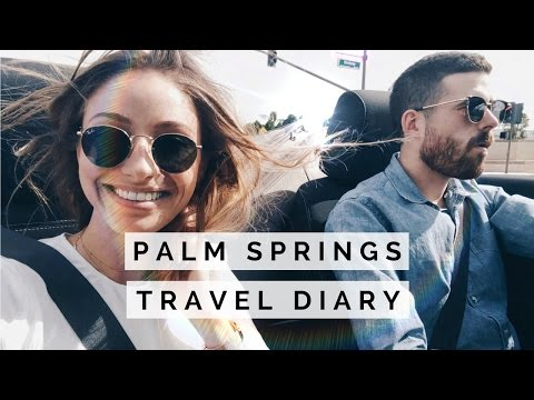 PALM SPRINGS TRAVEL DIARY | PARKER PALM SPRINGS + JOSHUA TREE