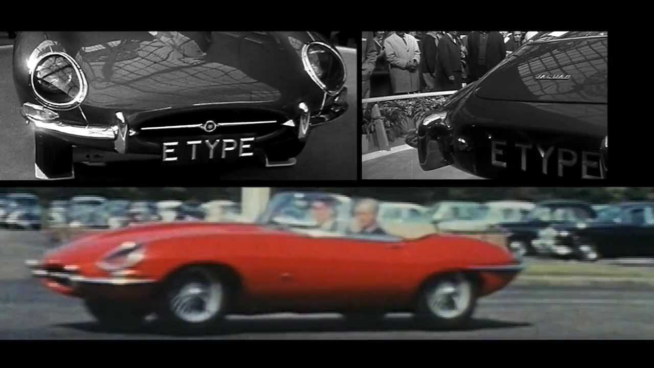 Jaguar E-TYPE | 50 Years of a Design Icon