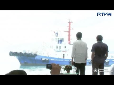 New ferry service from Davao City to Indonesia to boost trade