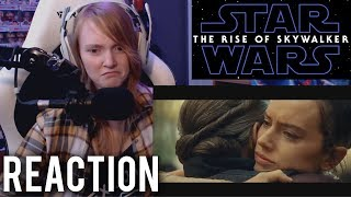 STAR WARS EPISODE IX TEASER TRAILER REACTION and Discussion