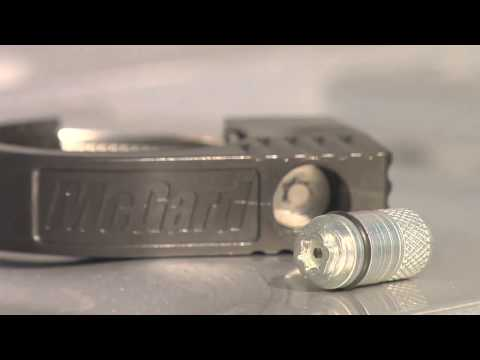 Install Tailgate Lock by McGard