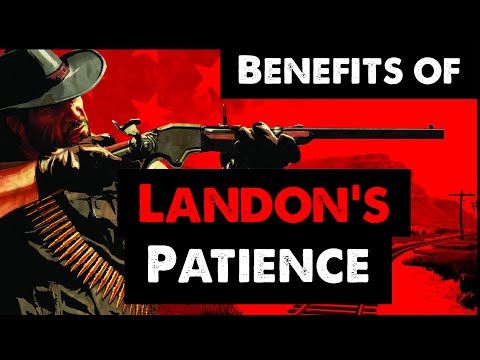 RDR2 Online LANDON`S PATIENCE Ability Card REVIEW!!!