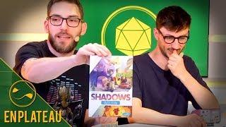 Shadow Amsterdam, le jeu nominé au As d'Or - En plateau