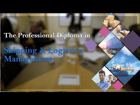 EBC Shipping & Logistics Diploma Class 6 - دبلوم الشحن والادارة اللوجستية الدفعة السادسة