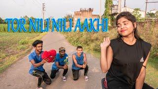 TOR NILI NILI AAKHI || Nili Nili Akhi Tor Jadu Karidela ||Hole hole ||2020 New Sambalpuri song
