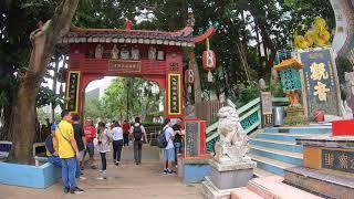 香港随一のリゾートビーチ・淺水灣(レパルスベイ)のパワースポット「 天后廟(ティンハウミュウ)」へ thumbnail