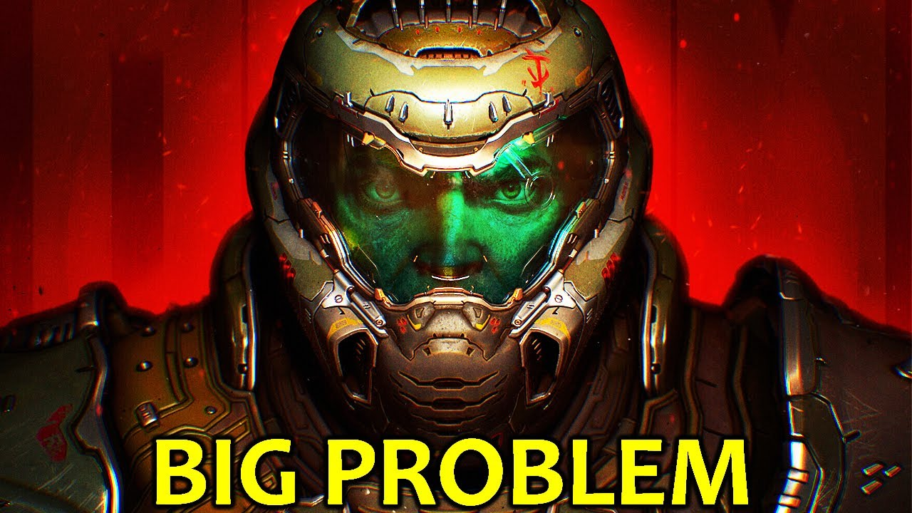 Download Doom Eternal's Main Problem That Needs To Be Addressed