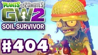 SOIL SURVIVOR! New Mode! - Plants vs. Zombies: Garden Warfare 2 - Gameplay Part 404 (PC)
