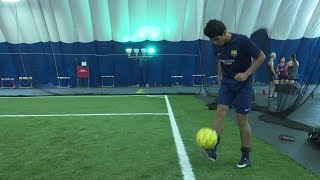 All aspects of the fc barcelona academy in ottawa, including technical development, coaching staff, training routines, and personal growth are aligned wi...