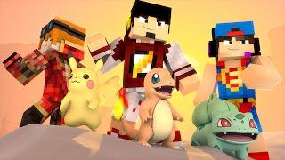 Minecraft: INICIAIS - POKEMON CHAMPIONS #1 ‹ AMENIC ›
