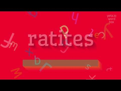 "How to say ""ratites""! (High Quality Voices)"