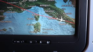 AMERICAN AIRLINES FLIGHT 758 | PHILADELPHIA TO ATHENS GREECE AIRBUS 330-300 a333