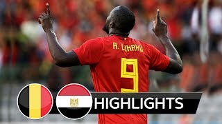Download Video Belgium vs Egypt 3-0 - All Goals & Extended Highlights (06/06/2018) HD MP3 3GP MP4