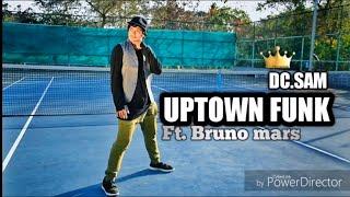 Uptown funk - ft. Bruno mars / Dance choreography SAM