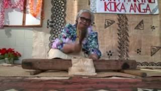 Tapa Cloth Tongan Style
