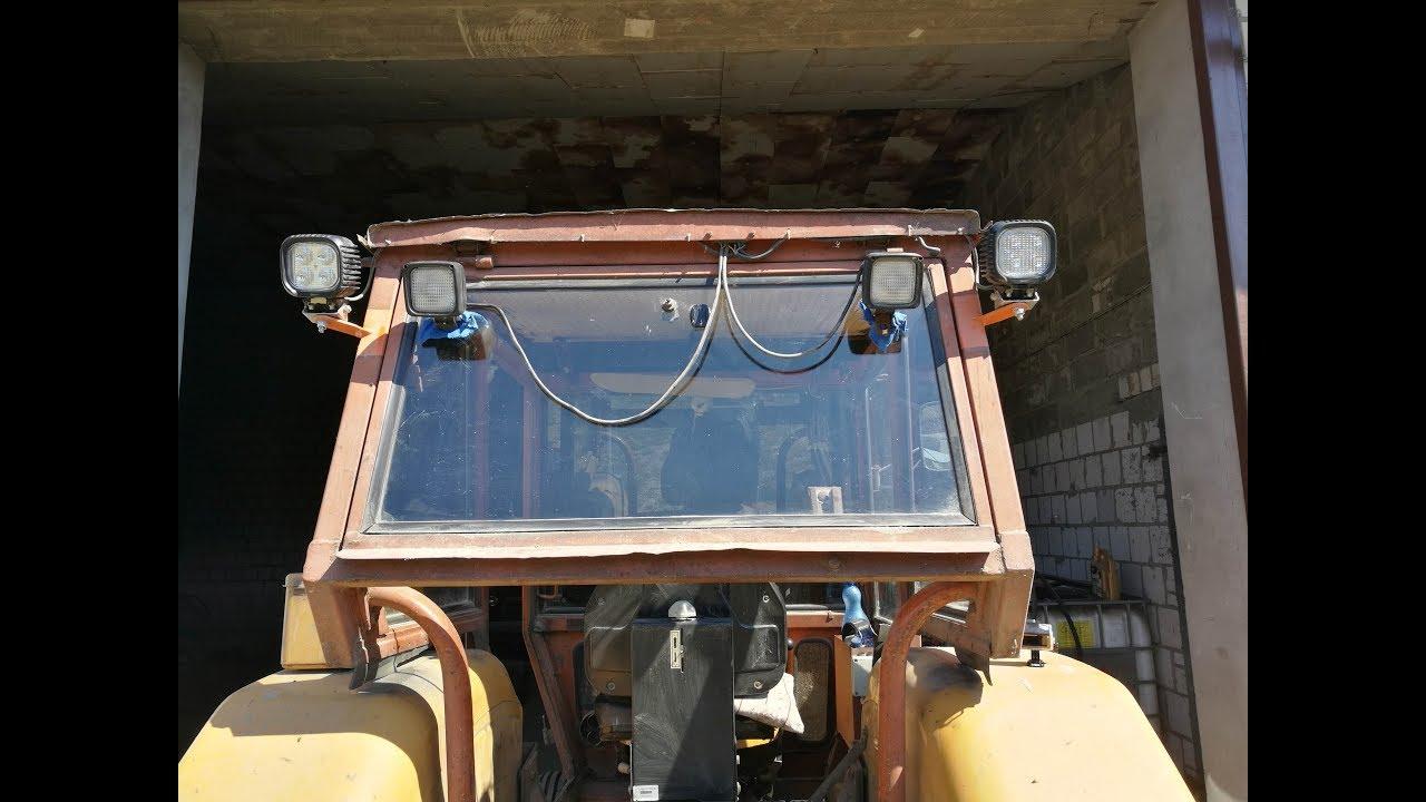 Nowe Lampy Led Na Tył Za 272 Zł Ursus C360 3p Profesjonalne Oświetlenie