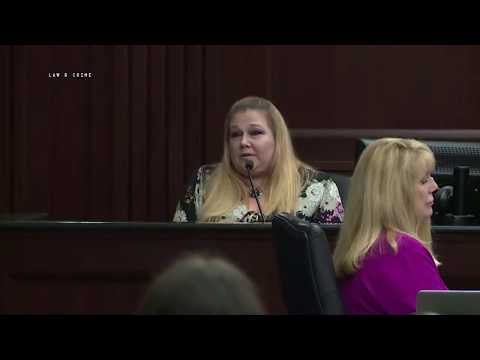 Donald Smith Penalty Phase Day 1 Part 1 Kerri Anne Buck Testifies 02/20/18