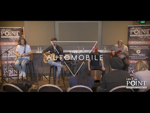 Kaleo - Automobile - LIVE in the Point Lounge