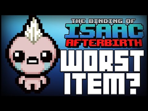 Number 2, Bottom Tier Item - Isaac Afterbirth [94]