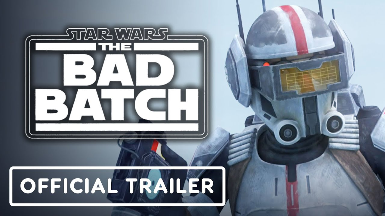 Download Star Wars: The Bad Batch - Official Characters Trailer (2021)