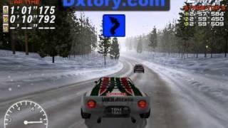 Lancia Stratos HF(Automatic) NO BGM.