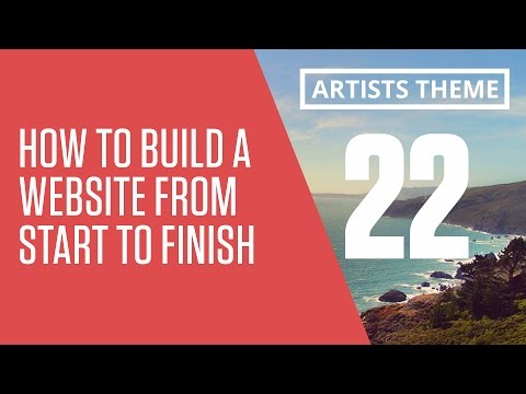 How to Build a Responsive Website From Start to Finish - Use FitText for responsive text - part 22