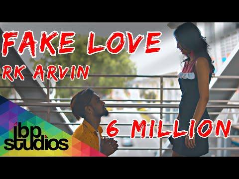 Fake Love - Rk Arvin ( Official Music Video ) | Poiyana Kadhal 2