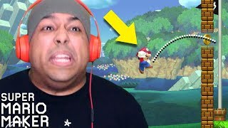 HOW IN THE FUUUUH CAN YOU EVEN!?? [SUPER MARIO MAKER] [#180]