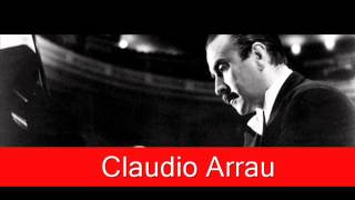 Claudio Arrau: Chopin - Nocturne No. 6 In G Minor, Op. 15 No. 3