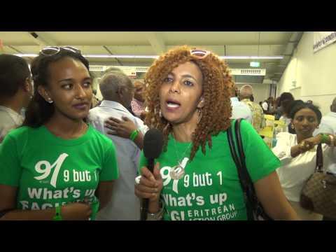 Festival Eritrea Germany July 2017   Part 2