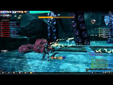Vindictus - Ambition Guild Kraken Toy Weapon Challenge