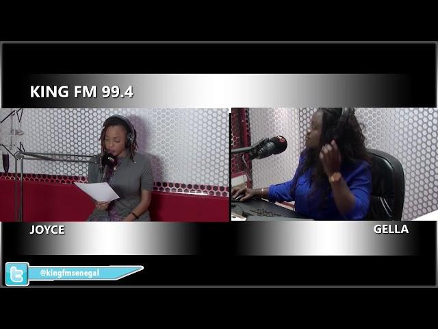 Replay - Morning King - Pr : Gella, Joyce & Bintou - 20 Février 2018 - Intégralité