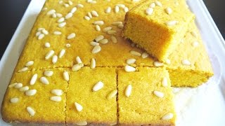 How To Make Sfouf - The Yummy Yellow Cake, Naturally!