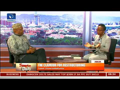 APC's Move For Public Hearing On Restructuring Is Wrong - Analyst Pt.1 |Sunrise Daily|