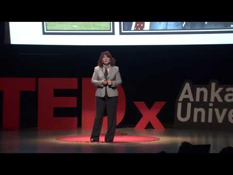 Kendini Gerçekleştir | Lale Orta | TEDxAnkaraUniversity